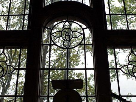 carnegie herne hill window